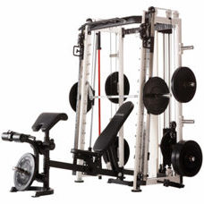 Smith Power Rack Pro Kraftstation