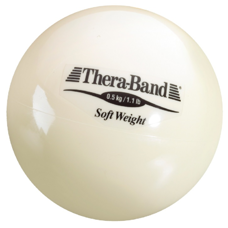 Thera Band Soft Weight Beige 0,5 KG
