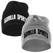 Beanie in verschiedenen Farben - Gorilla Sports 8d34cb237bb2