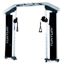 Tunturi Platinum 4 in 1 Cable Cross Unit Schwarz