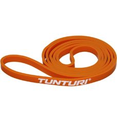 Tunturi Gummizug - Power Band Extra Light 1.3 cm Orange