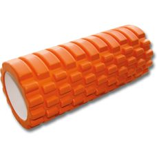 Harter Tunturi Yoga Schaumblock Massage Roller 33 cm Orange