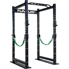 Tunturi Cross Fit Rack RC20 – Base Rack Schwarz