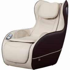 Massagesessel MX 7.1 brown/champagne
