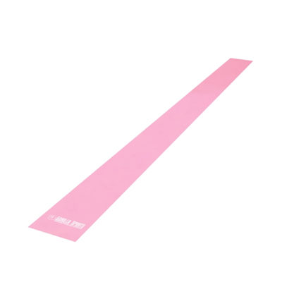 Latex Fitnessband Pink 200 cm